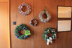 High School Wreaths