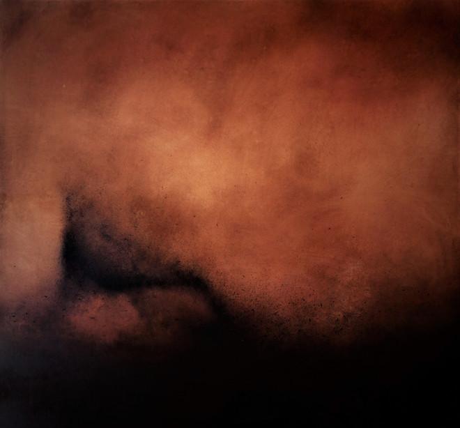 "Coming soon. ""The Ethereal Space"" Hamilton Gallery, Sligo."