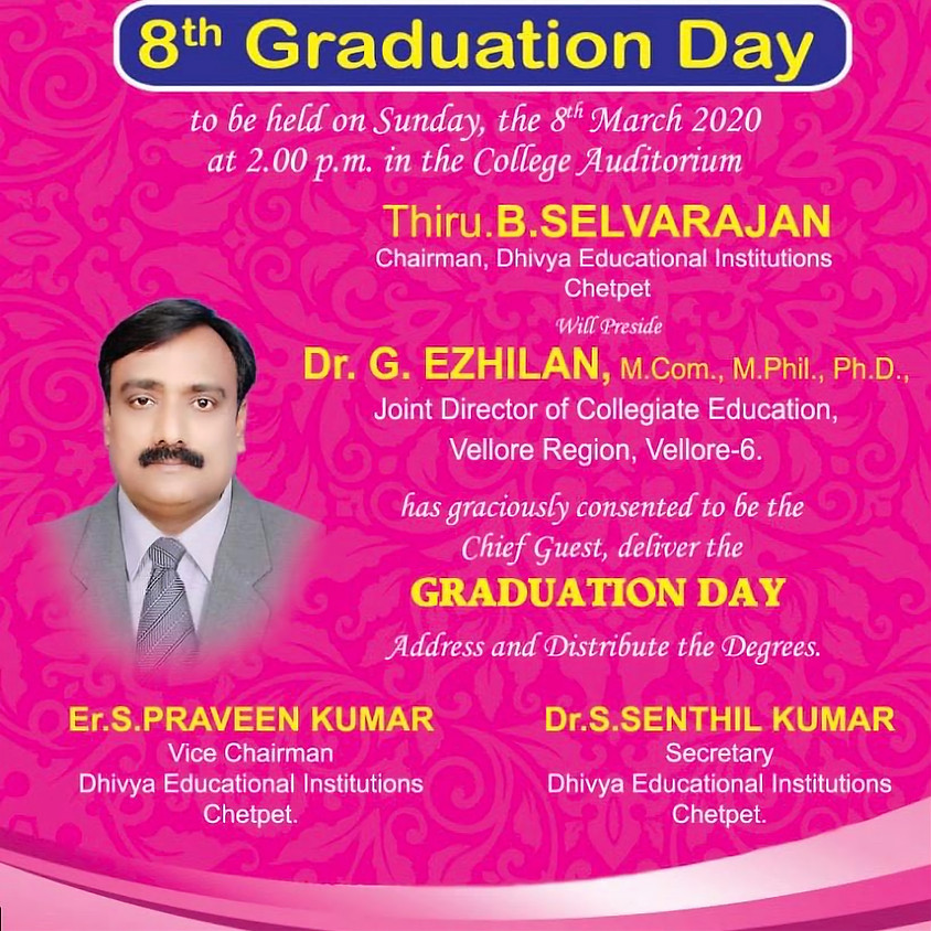 8th Convocation Day 2020