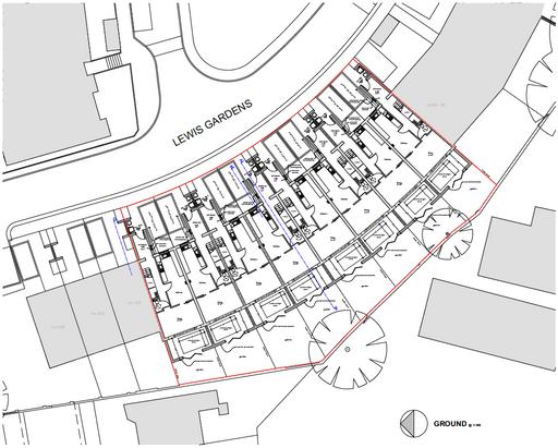 JSA wins Planning Appeal at Lewis Gardens