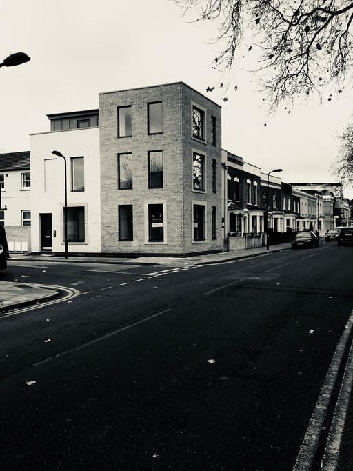 Pre-handover inspection at Millfields Road