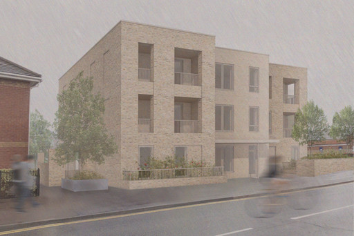 Planning Application submitted for 8 new flats in sunny Bournemouth !