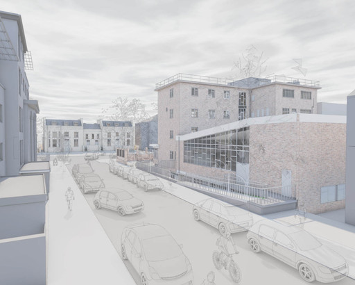 Planning permission granted for large scale extensions to a pair of Synagogues in Hackney