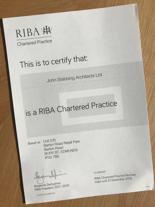 It's RIBA Chartered Practice renewal time again!