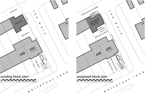 Planning Appeal victory for proposed studio flat in Lewisham...!