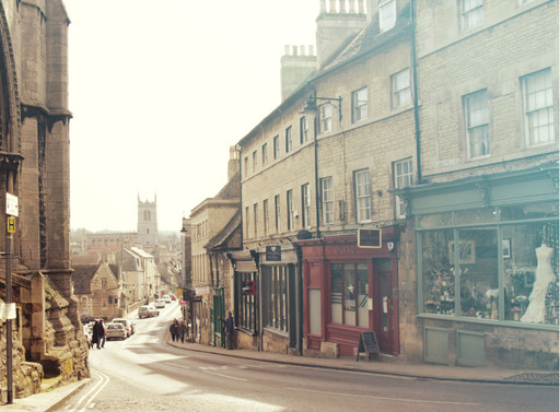 Our heritage team are off to Stamford for the RIBA Conservation Day