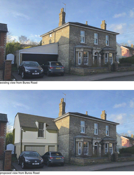 Planning Appeal (and Application for Costs) submitted for domestic extension...