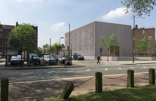Clapton Common synagogue receives positive feedback from Hackney Design Review Panel