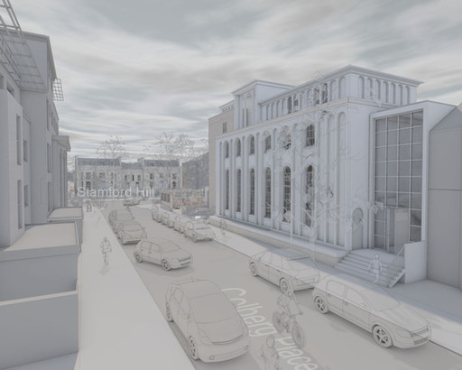 Planning Permission granted for major Synagogue extension in Stamford Hill N16