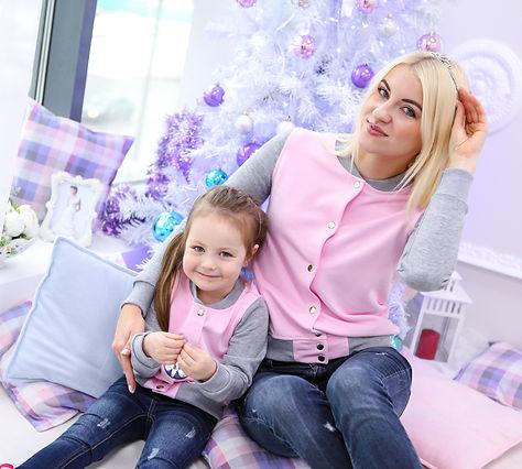 c2234b6e9a6d Купить одежду в стиле Фэмили Лук (Family look) от Julia Portnykh