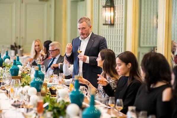 威士忌大師訪談系列: 百齡罈暨皇家禮炮全球首席調酒師Sandy Hyslop