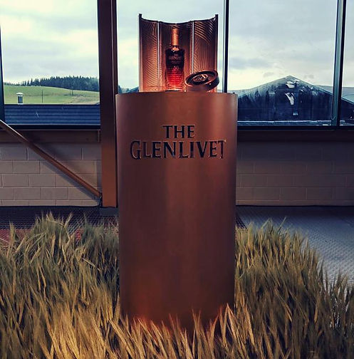 酒瓶裡的詩篇-格蘭利威50年發表會