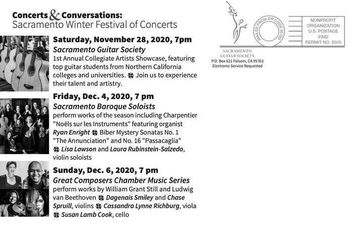 Concerts & Conversations