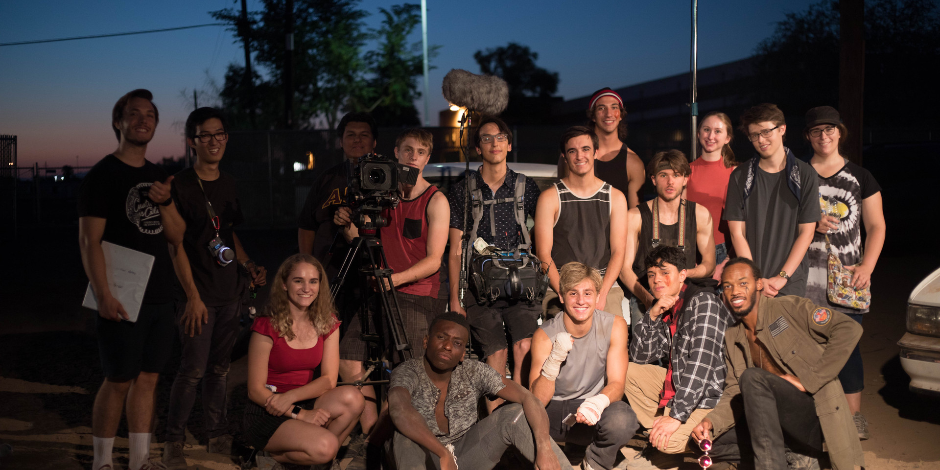 Cast and Crew (most of them)
