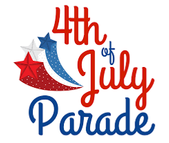 4th of July Parade Clip art.png