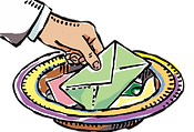 transparant offering plate clipart.png