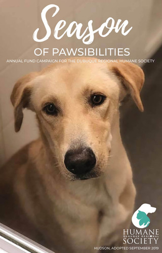 Dubuque Regional Humane Society 2019 Annual Appeal