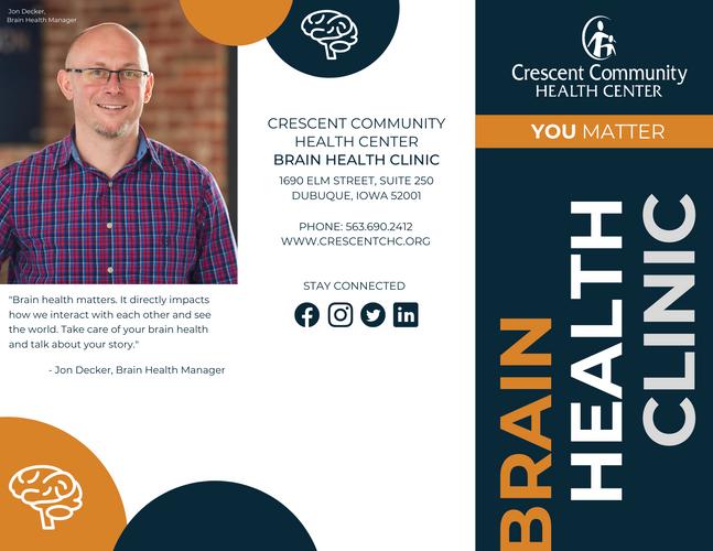 Brain Health Clinic Brochure
