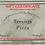 Thumbnail: Gift Certificate - 2 Artisan Dough/Sauce Combos - frozen