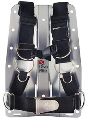 Dive Rite Deluxe QR Harness