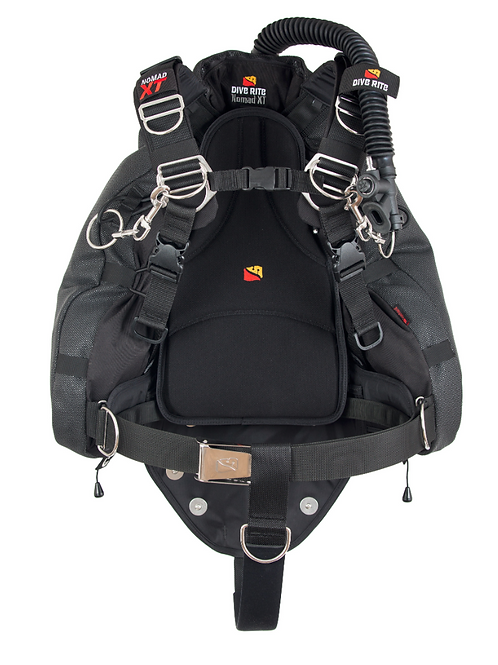 Dive Rite Nomad XT Sidemount System