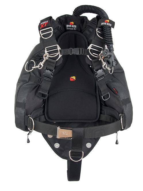 Dive Rite Nomad XT Sidemount System