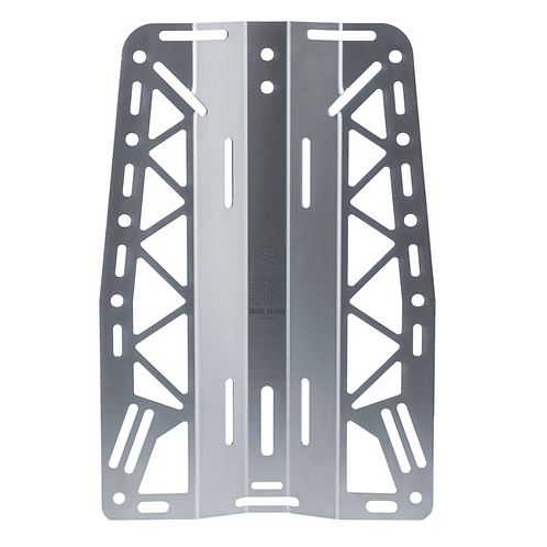 Dive Rite Stainless Steel XT Lite Backplate