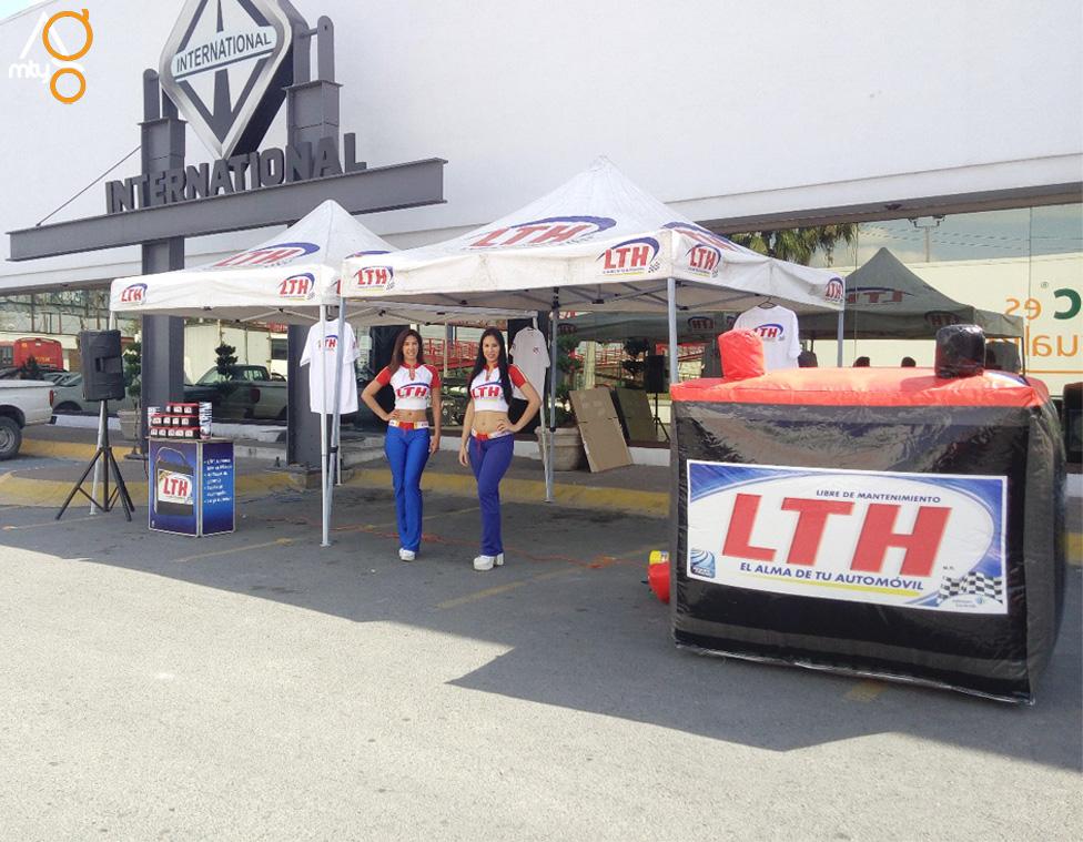 Evento LTH Monterrey