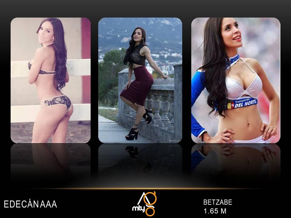 Edecanes Monterrey AAA
