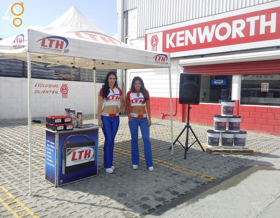 Evento Kenworth
