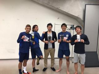 ソックス旅〜カマタマーレ讃岐〜