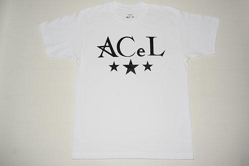 ACeL  TEE(ホワイト/WHITE)