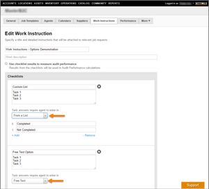 Work Instructions Image