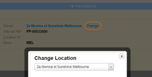 change-location