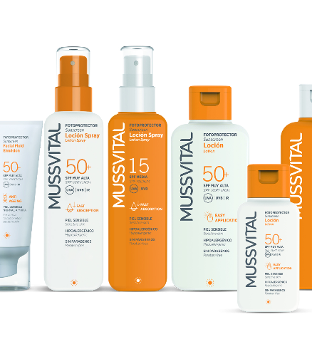 Mussvital packaging