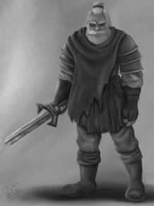 Gamal the Warrior