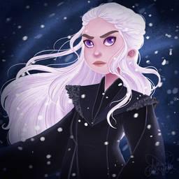 Snowy Vortex