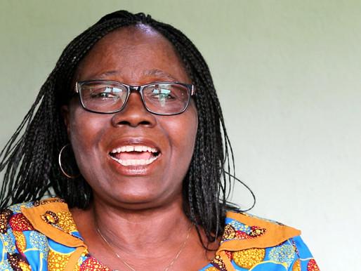 A Letter from Rev. Judith Banya from Baiwalla, Sierra Leone