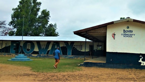 Re-building Partnerships in Boway, Liberia