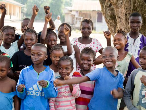 120 Children Sponsored in Baiwalla, Sierra Leone