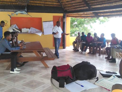 Annual Teacher Training: Williamson and Thoitte, Haiti