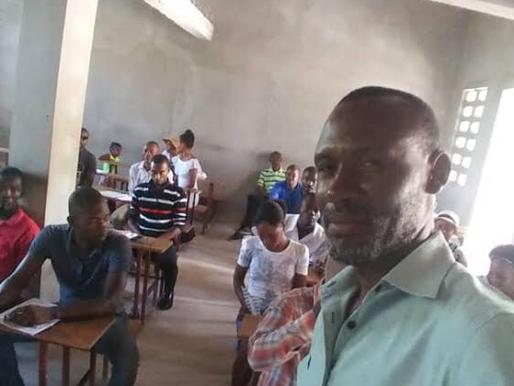 Haiti Teacher Training in Williamson
