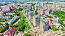 Дома на ул. Бульвар Кузьмина