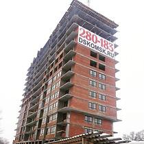 I квартал 2020 (монтаж 15 этажа)