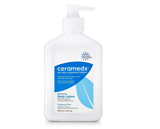 Cermedex Natural Restoring Body Lotion for Very Dry and Sensitive Skin