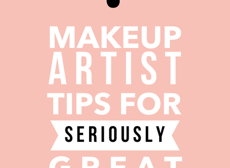 7 Makeup Artist Tips for Seriously Great Makeup