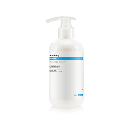 Acne.org Gel Cleanser