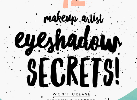 12 Makeup Artist Secrets for Eye Shadow