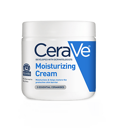 CeraVe Face and Body Moisturizing Cream
