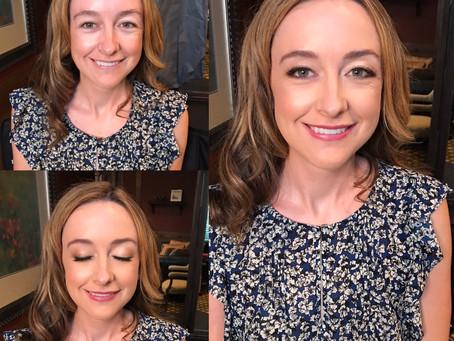 Natural Wedding Makeup for Brides, Bridesmaids, and Moms